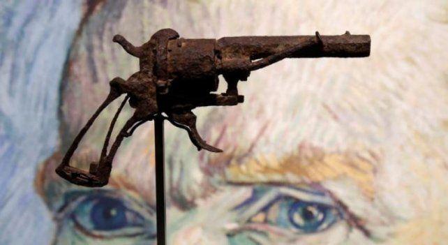 Subastan el arma con la que se habría suicidado Van Gogh