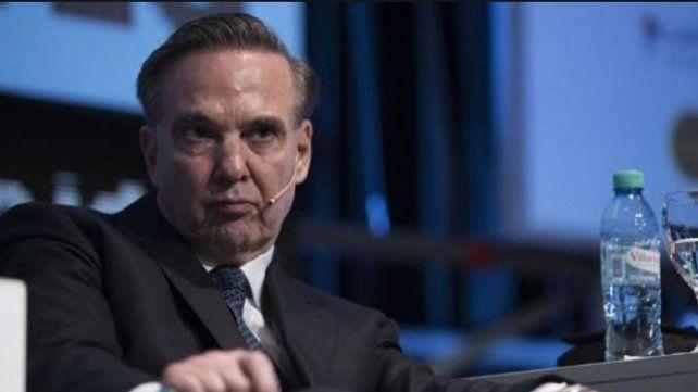 Pichetto: No tengo pensado ir como auditor de la AGN