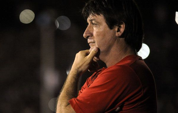Berti evitó prenderse en la polémica sobre la importancia de ganar el  clásico o ser campeón.