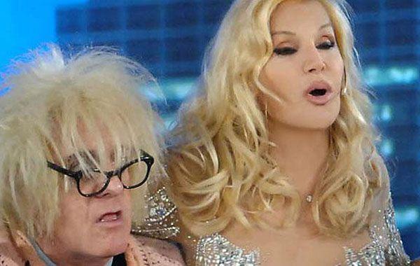 Susana aseguró que Gasalla la acompañará en su regreso a la TV