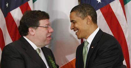 Papelón: el premier irlandés se equivocó y leyó el discurso de Obama