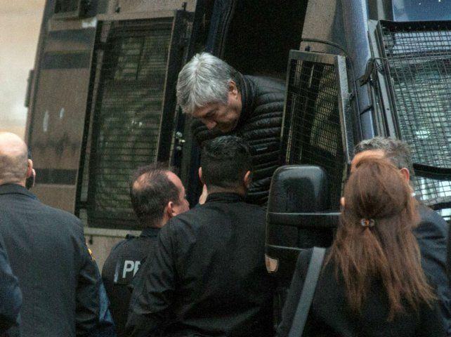 Lázaro Báez cumplirá la domiciliaria en un lugar a determinar por el tribunal