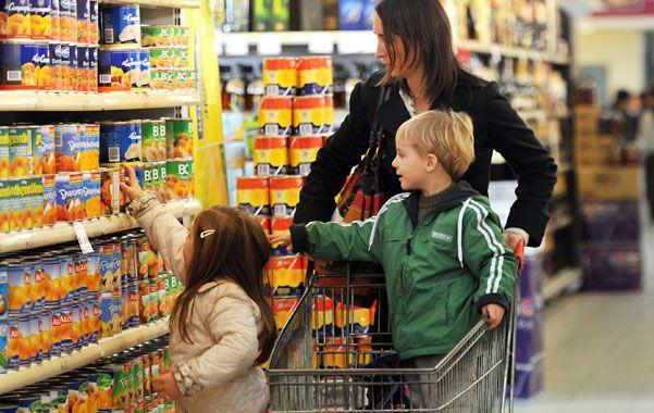 Retail. El sector comercial representa el 45% de la facturación relevada a través del pago del Drei.