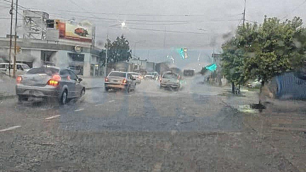 La provincia será arreciada este miércoles por tormentas intensas y fuertes vientos.