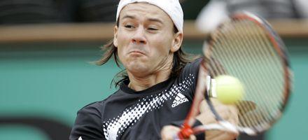 Roland Garros: Coria y Cañas se despidieron, y Dulko fue la única ganadora