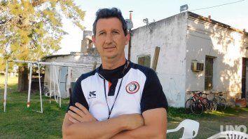 Leandro Birollo es el presidente de Cosmos FC que en este 2020, en medio de la pandemia de covid-19, cumplió diez años de intensa actividad deportiva e institucional.