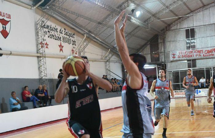 Fue importante. Mendía se destacó en el equipo de calle Cochabamba.