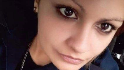 La subteniente Melisa Giselle Rossi Galarza.