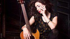 de regreso en rosario: la cantante  paula maffia trae su rock a distrito siete