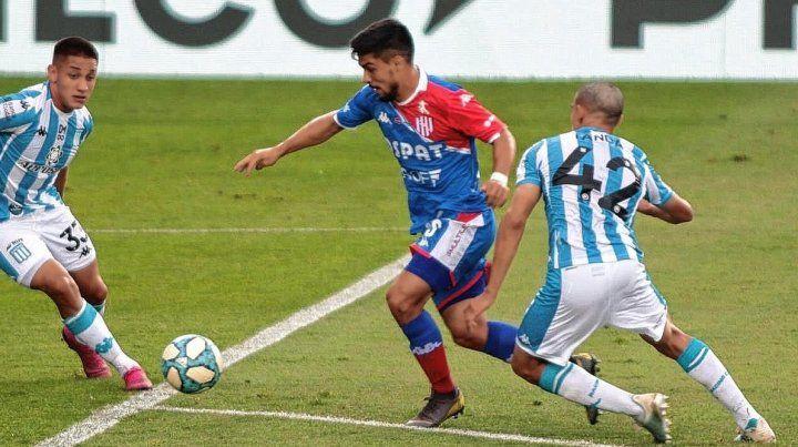 Mauro Luna Diale reconoció que este plantel de Unión dará todo para jugar una copa internacional.