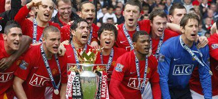 El Manchester de Carlos Tevez se coronó campeón de la Premier League