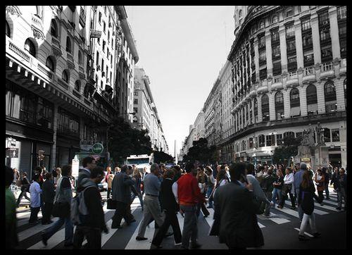 Ciudad de México y Bogotá figuran en la lista de las ciudades donde más se trabaja.