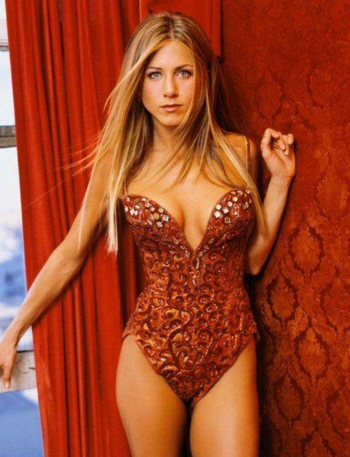 Para ser bella Jennifer Aniston lleva gastado un millón y medio de dólares