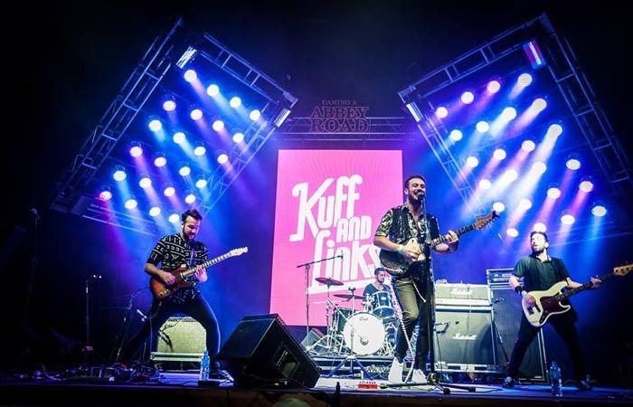 Kuff llega con su nuevo material a Downtown Bar