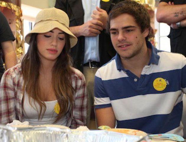 Lali Espósito se cruzó con su ex por hablar de bullying mediático.