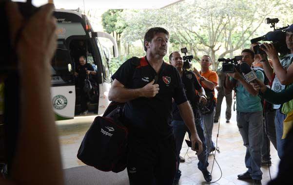 La ilusión leprosa en la Copa Libertadores ya comenzó. El sueño se puso en movimiento.