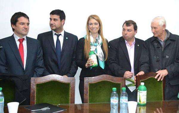 Anuncio. La ministra Débora Giorgi participó por teleconferencia.