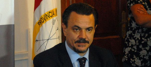 Rubén Galassi habló en el ciclo En Profundidad.