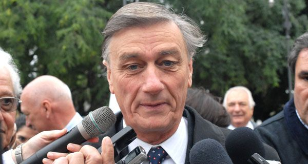 Binner dijo que la reforma constitucional es un tema de otra galaxia hoy en la Argentina