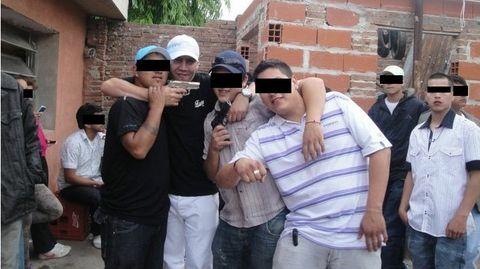 Maximiliano Quemadito Rodríguez fue ultimado de un disparo en la nuca en Pellegrini y Corrientes en febrero pasado. (Foto archivo)