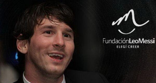 Messi lanza una línea de vinos para juntar fondos con fines sociales