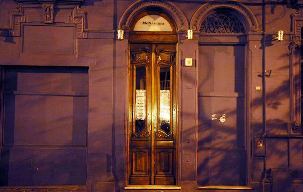 Cerrado. El local de Tucumán al 1000 no puede abrir sus puertas.