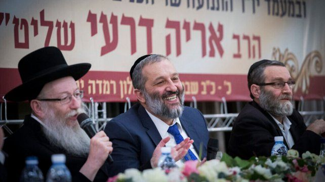 Un partido de Israel no presenta candidatas mujeres porque no es su lugar natural