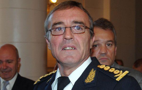 El ex jefe de policía Hugo Tognoli