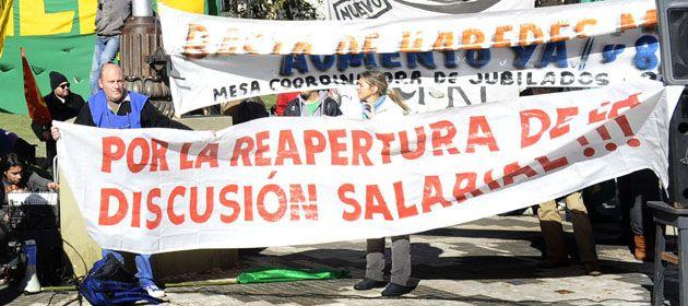 Sciara aseguró que el salario de los empleados públicos de Santa Fe ha ganado poder adquisitivo