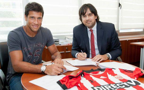 Sebastián Dominguez firmó y es nuevo refuerzo