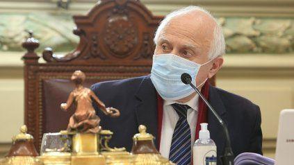 Miguel Lifschitz presentó una desmejoría clínica