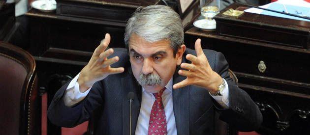 El ex jefe de Gabinete defendió la postura crítica de Mariotto hacia Scioli y rechazó que eso implique tener un actitud destituyente.