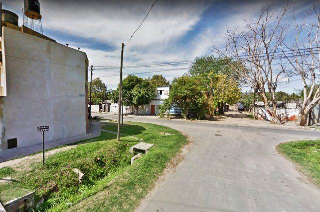 La esquina de Esquiú y Felipe Moré