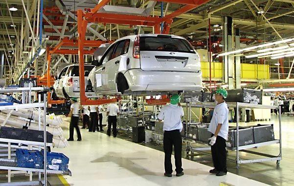 Un socio en problemas. Un dato preocupante fue la caída de venta de autos a Brasil durante el mes pasado.