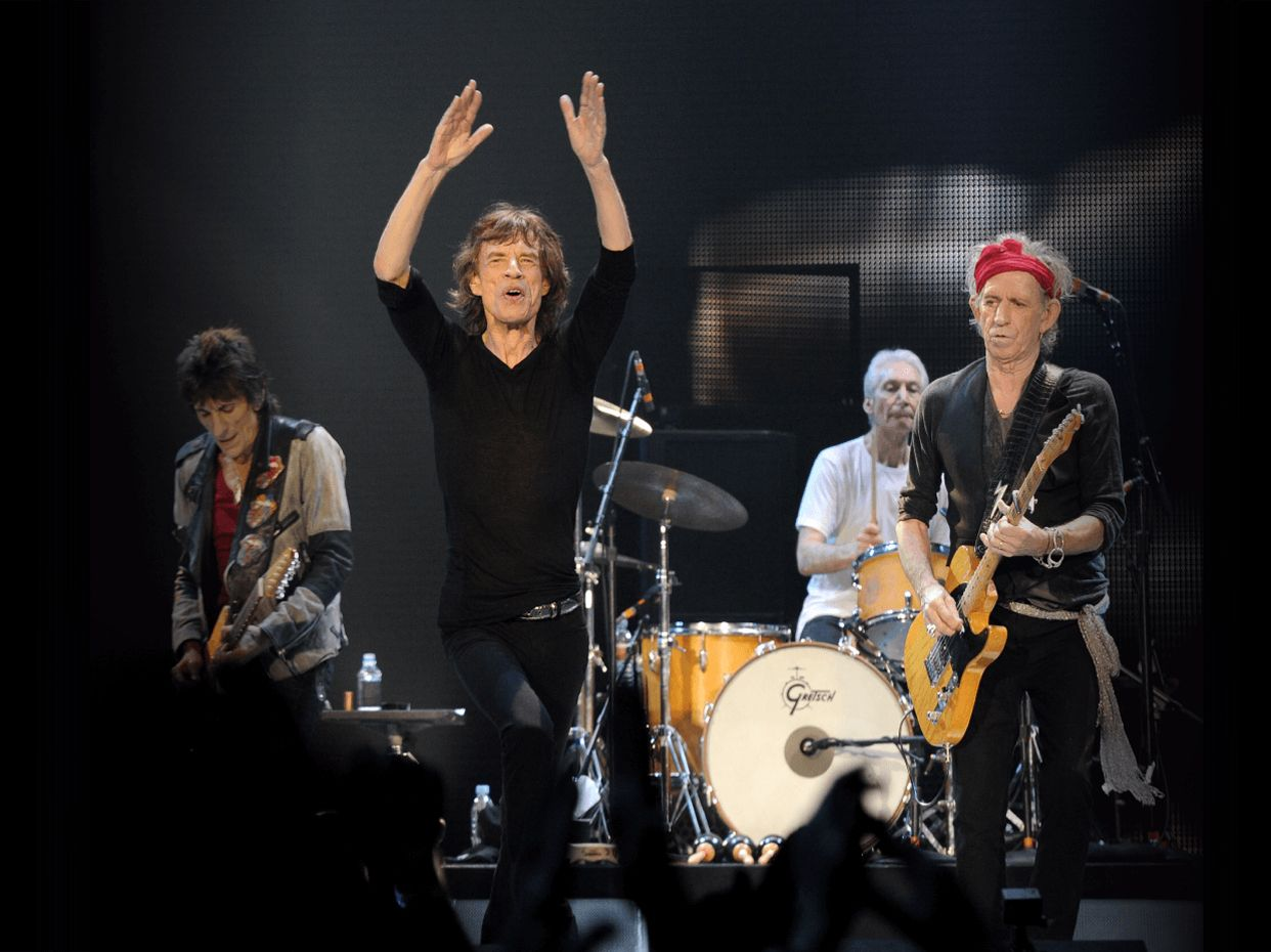 La banda británica se presentaría por primera vez en Cuba