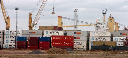 Negocian un cambio de conducción en el operador del puerto rosarino