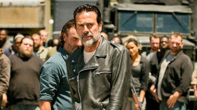 Suspendido. El rodaje de la octava temporada de la serie quedó frenado tras la escena fatal.