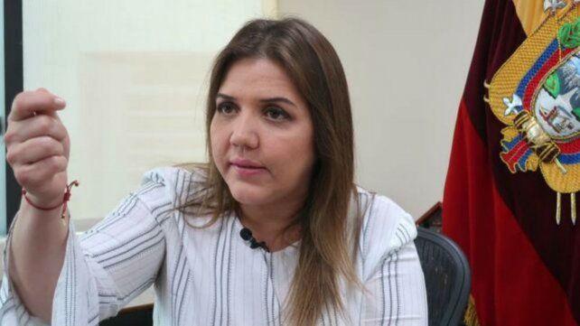 Condenan a prisión a la ex vicepresidenta de Ecuador