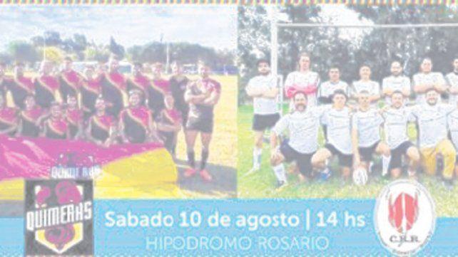 Clásico de rugby por la diversidad