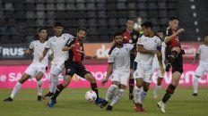 Newells cayó 2 a 1 ante Independiente en el Coloso.