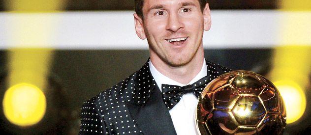 91 goles anotó Messi y logró la mayor cantidad de tantos en un año natural.