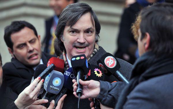 Pablo lanusse: Tengo bronca