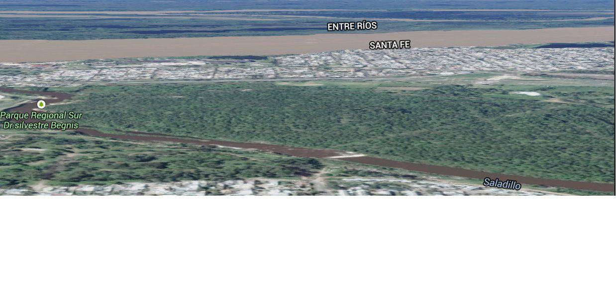El Parque Regional Sur tiene 125 hectáreas de extensión