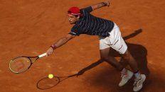 Guido Pella perdió y se despidió de Roland Garros.