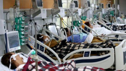 Brasil tiene más pacientes jóvenes que mayores en cuidados intensivos por coronavirus