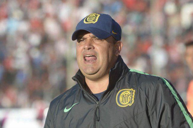 Técnico. Fernández está haciendo historia con la reserva fruto del buen juego y los resultados positivos.
