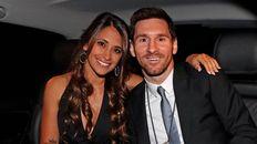 Felicidad plena. Antonella y Messi disfrutan de un amor profundo, ahora en la ciudad de París.