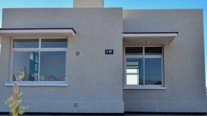 Derecho a la vivienda. El plan otorga facilidades para refaccionar y construir casas de hasta 60 metros cuadrados.