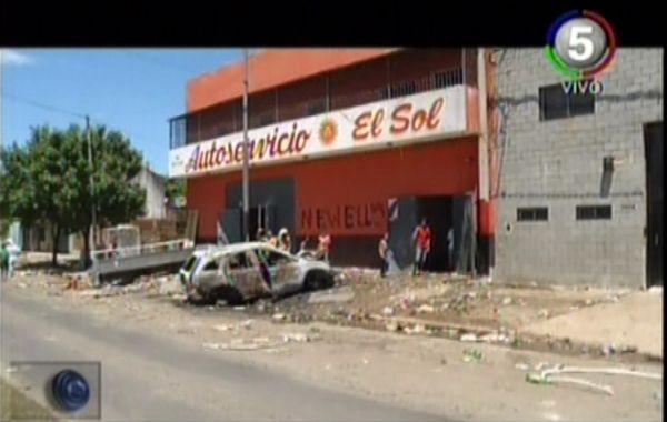 Hay 92 detenidos en Rosario y el Poder Judicial sigue de cerca los acontecimientos