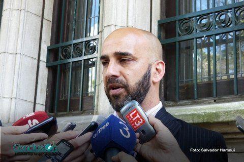 Rafael Coria. El fiscal había pedido 20 años de cárcel en 1ª instancia.